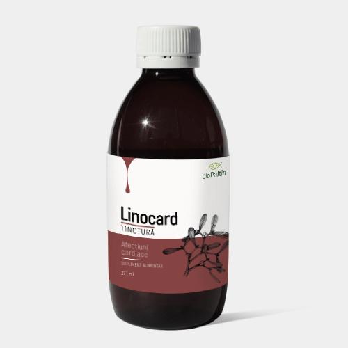 Tinctura Linocard pentru afecțiuni cardiace