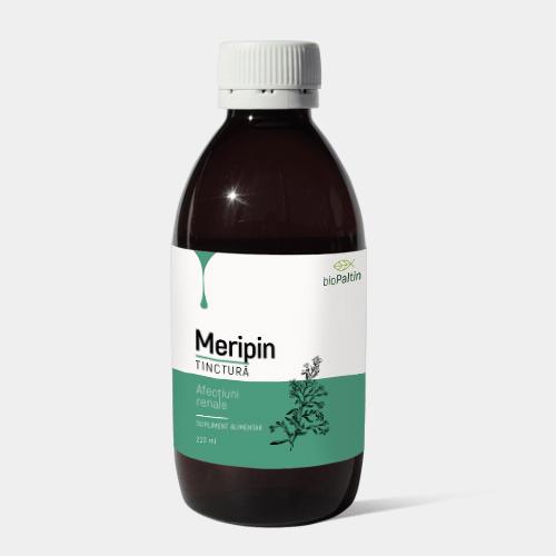 Tinctura Meripin pentru afecțiuni renale