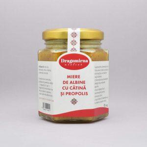miere de albine cu cătină și propolis