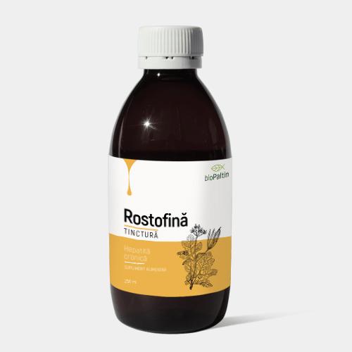 Tinctura Rostofina pentru hepatita cronică