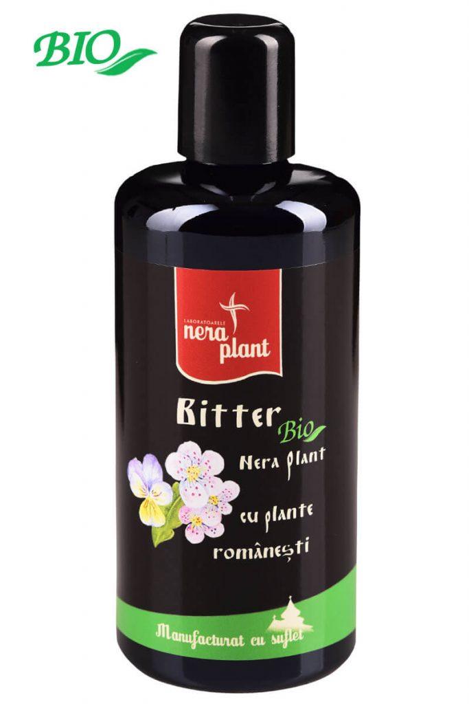 Bitter Bio Nera Plant cu plante românești 200ml