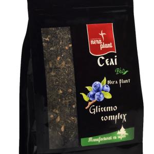 Bio-Ceai Glicemo-complex