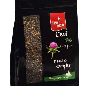 Bio-Ceai Hepato-complex