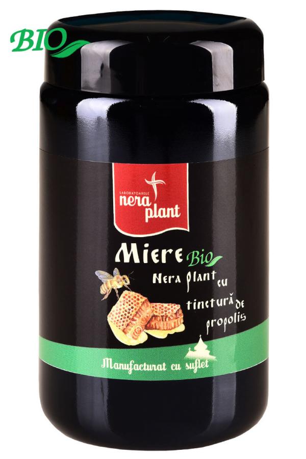Bio-Miere Nera Plant tinctură propolis