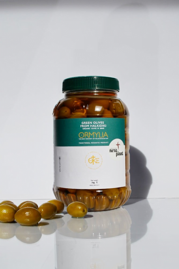 Măsline verzi Halkidiki Nera Plant