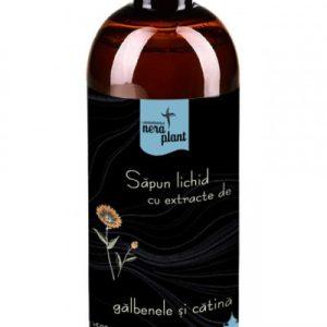 Săpun lichid cu extract gălbenele cătină, 500 ml