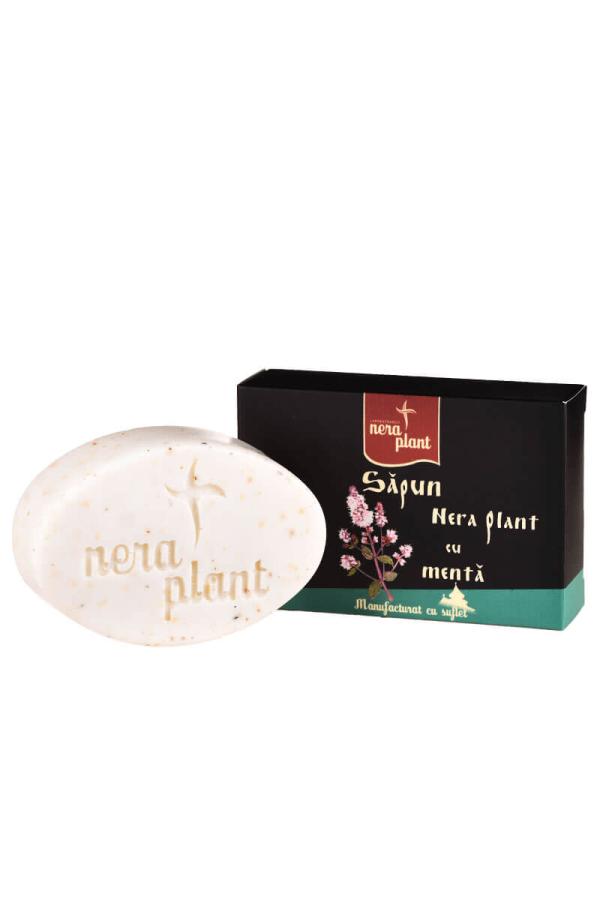 Săpun solid Nera Plant cu mentă