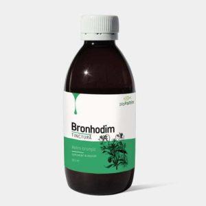 Tinctura Bronhodim pentru astm bronșic