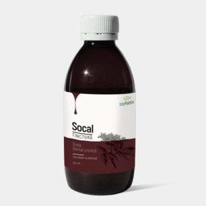 Tinctura Socal pentru gută în forma cronică