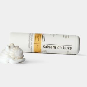 Balsam solid de buze extract gălbenele