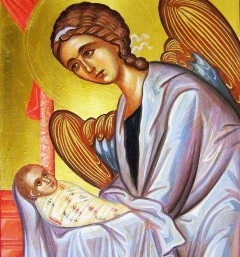 Nevoitorul și îngerii