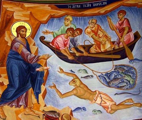 Părintele Cleopa despre Pescuirea minunată