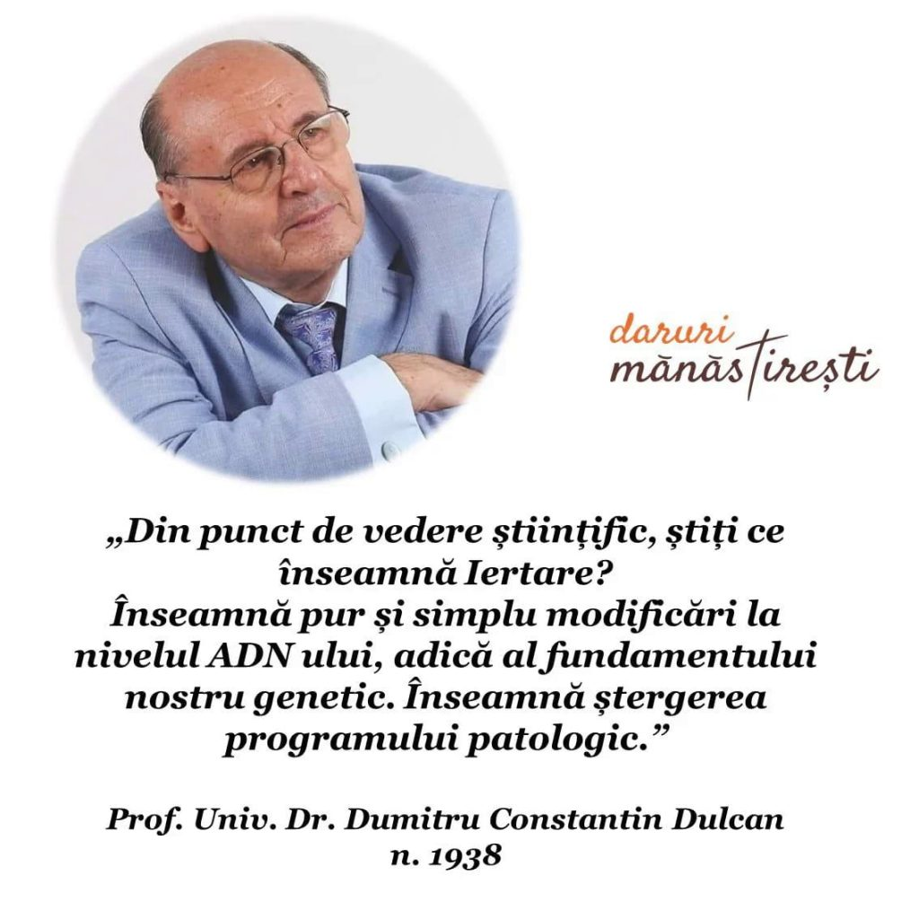 Profesorul DULCAN DESPRE IISUS