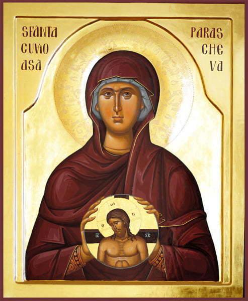 Minunile Sfintei Cuvioase Parascheva din Iași