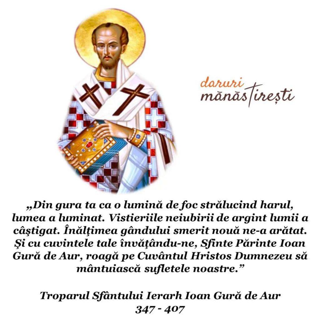 Viața Sfântului Ioan Gură de Aur