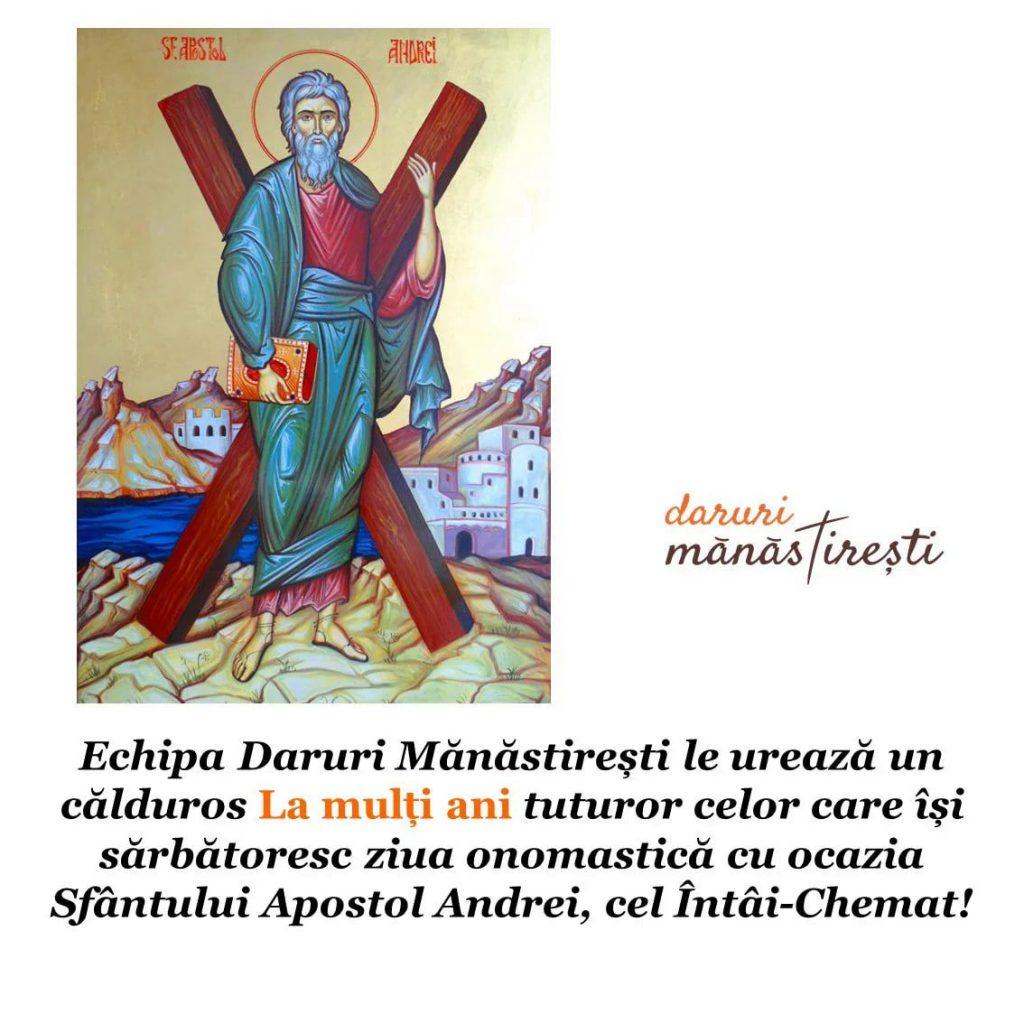 Viața Sfântului Apostol Andrei