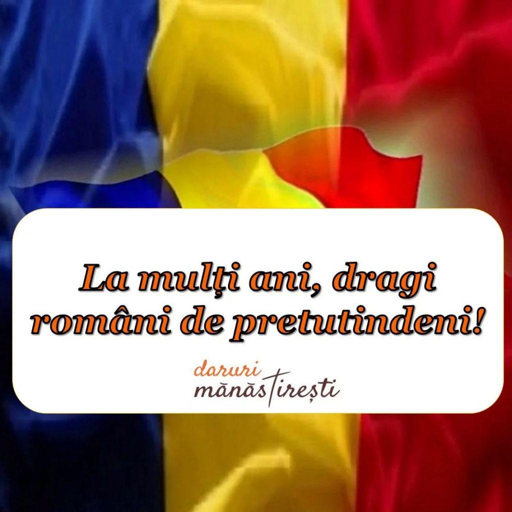 Ziua națională a României 1 decembrie