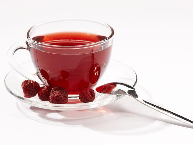 Ceai cu fructe de pădure și Miere cu inula