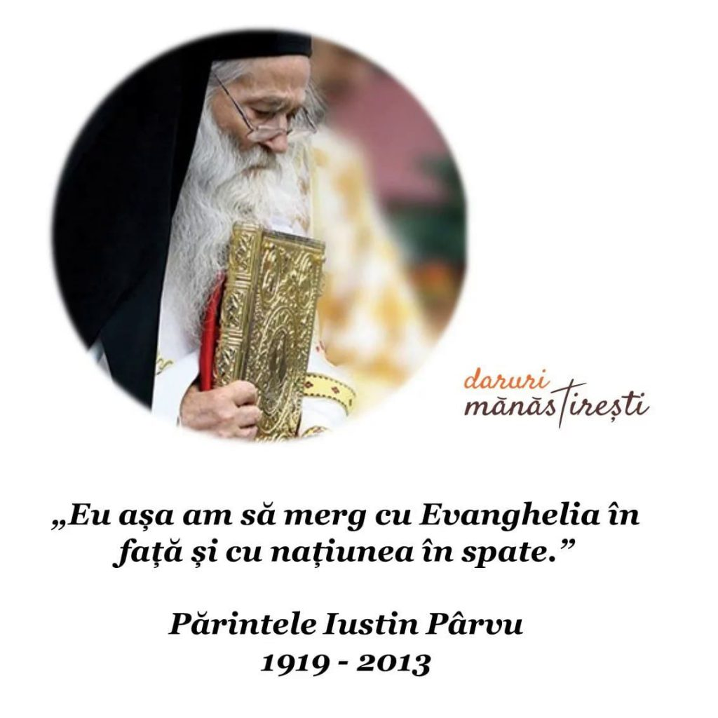 Părintele Justin Pârvu: Sfaturi