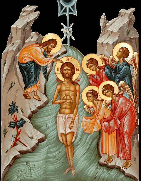 Sfântul Ioan Maximovici despre Botezul Domnului