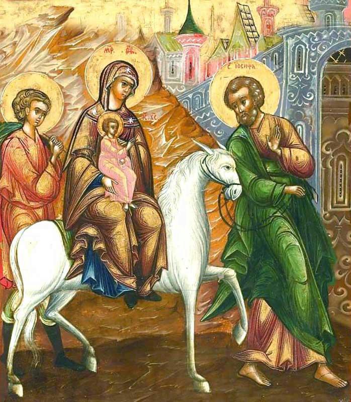 Duminica după Nașterea Domnului Iisus Hristos