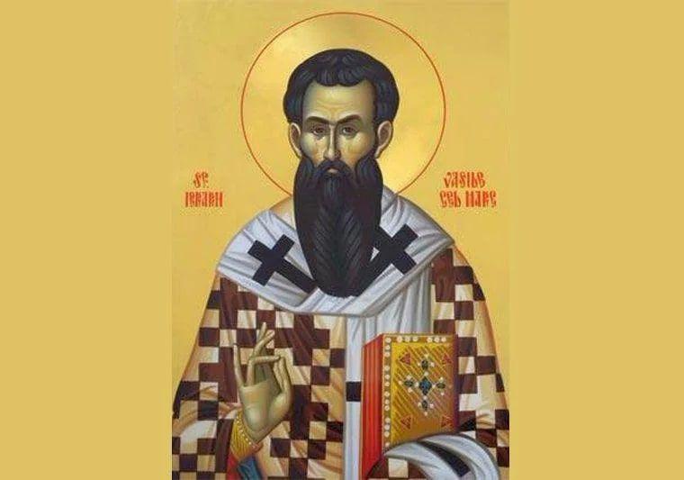 Viaţa Sfântului Ierarh Vasile cel Mare