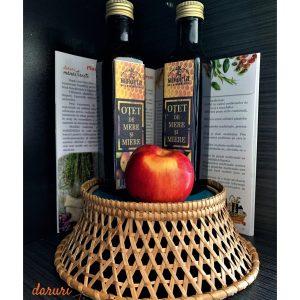 Oțet de mere și miere Turnu Apiplant