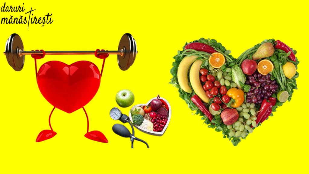 Alimentația Pentru o Inimă Sănătoasă